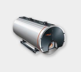 Водогрейные котлы Viessmann. Модель Vitomax 200-HW (3500-16200 кВт)